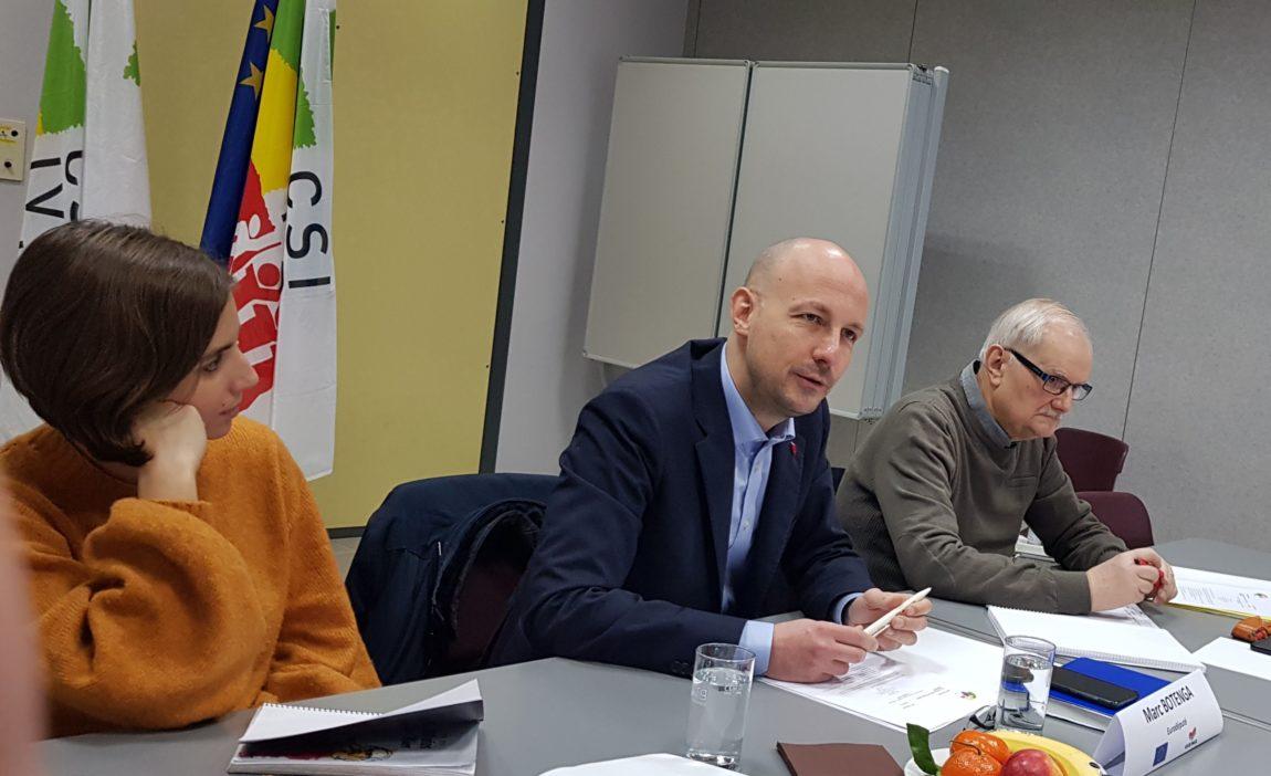 COMMUNIQUÉ DE PRESSE – 19/02/2020 – «L'Europe dans notre région transfrontalière »…