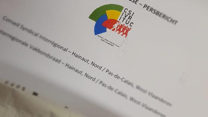 COMMUNIQUÉ DE PRESSE – 17/02/2020 – «L'Europe dans notre région transfrontalière »…